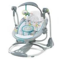 ingenuity convertme swing 2 seat ridgedale pram stroller