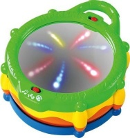 lights baby light and learn drum musical toy