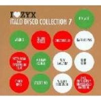 zyx italo disco collection 7 music cd