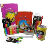 Educat Publishing Educat Grade 3 Reader and Stationery Pack