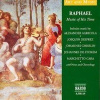 art and music raphael of his time music cd