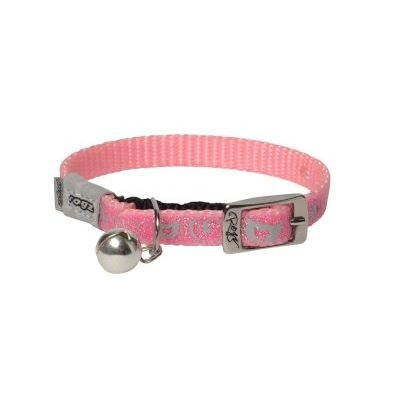 Photo of Rogz Catz SparkleCat Pin Buckle Cat Collar