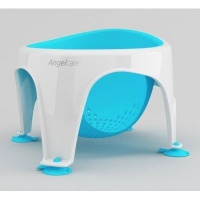 angelcare bath seat blue bath potty