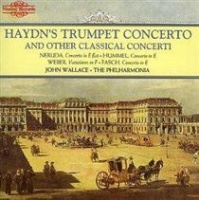trumpet concerto wallace philharmonia music cd