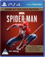 Marvels Spider Man Game of the Year Edition
