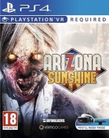 arizona sunshine psvr playstation 4 other game