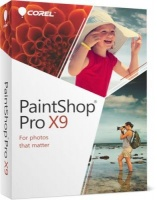 corel paintshop x9 photo editing software graphics publishing