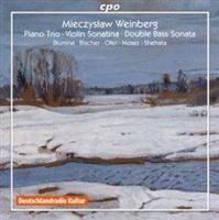 Mieczyslaw Weinberg Piano TrioViolin Sonatina