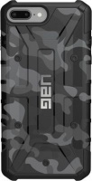 uag pathfinder rugged shell case for apple iphone 8 plus