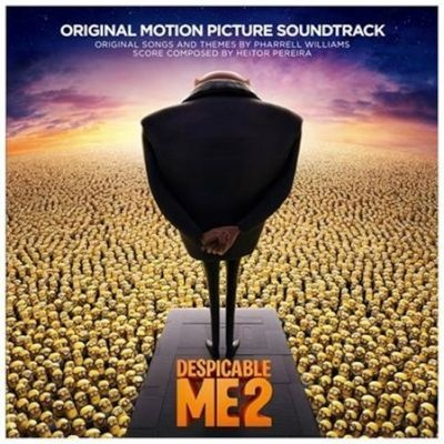 Photo of Despicable Me 2 CD
