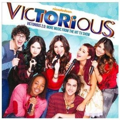 Photo of Nick RecordsSbme Victorious:music/hit Tv Show V2 CD
