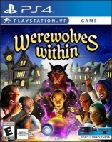 werewolves within us import playstation 4 blu ray disc other game