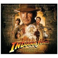 Indiana Jones and The Kingdom Of The Crystal Skull CD
