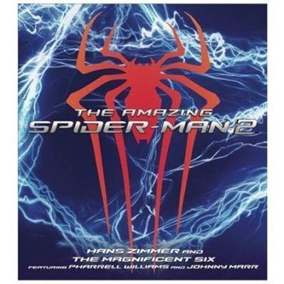 Photo of Amazing Spider Man 2 CD
