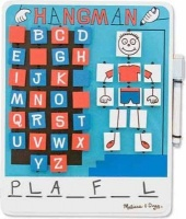 melissa doug and flip to win hangman game learning toy
