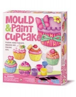 4m mould and paint cup cake arts craft