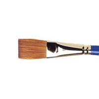 sapphire daler rowney brush series 21 one stroke flat wash art supply