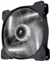 corsair af140 quiet fan with white led 140mm computer