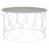 fundi living honey comb coffee table sandpaper white made living room furniture