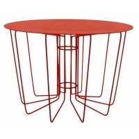 fundi living spider coffee table red living room furniture