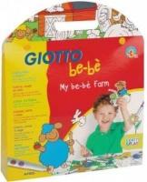 giotto be my farm play kit arts craft