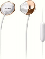 Philips SHE4205WT In Ear Headphones With Mic