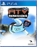 atv renegades playstation 4 blu ray disc other game