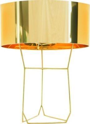 Photo of Fundi Lighting Tri-Wire Table Lamp