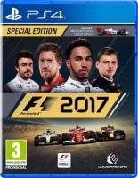 f1 2017 playstation 4 blu ray disc other game