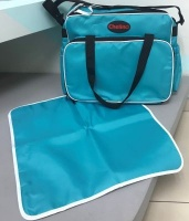 Chelino Nappy Bag with Nappy Changer
