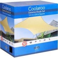 coolaroo extreme shade sail square 54m pools hot tubs sauna