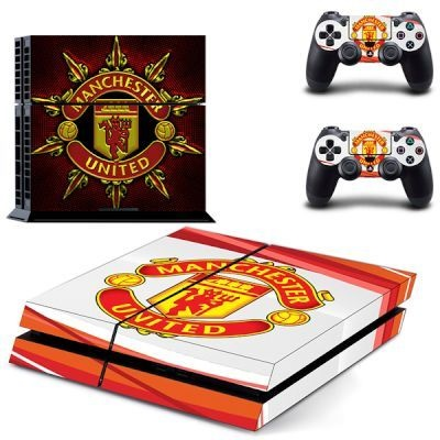 Photo of SKIN-NIT Decal Skin For PS4: Manchester United