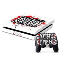 skin nit decal for ps4 parental advisory ps4 accessory