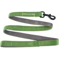 mountain paws dog lead green collars leash