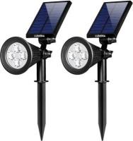 Lumina Solar Garden Spotlight