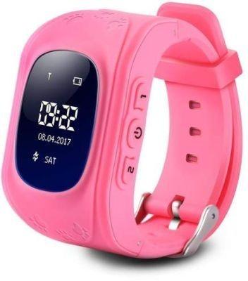 Ntech OLED M01 Kids GPS Smart Watch with Bluetooth