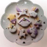 cookie cutter unicorn arts craft