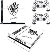 skin nit decal for ps4 arsenal special edition ps4 console