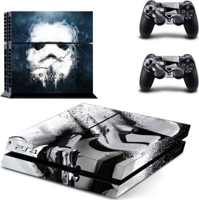 Photo of SKIN-NIT Decal Skin For PS4: Stormtrooper