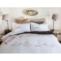 bella linen magnolia duvet set queen 230x200cm white bath towel