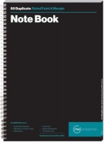 rbe a4 numbered book spiral bound note of 3 other