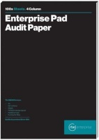 rbe 4 column audit pads of 3 other