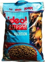 ideal dog puppy dry food 8kg feeding