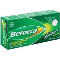 berocca boost effervescent tablets 30