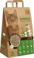 Mpet Biodegrable Bamboo Cat Litter