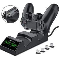 Ntech PS4 Dual Controller Charging Dock