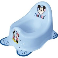 disney baby mickey mouse potty with anti slip function bath potty