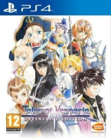 Tales of Vesperia Definitive Edition PS3 Game
