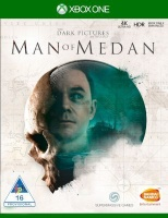The Dark Pictures Anthology Man of Medan PS3 Game