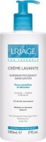 uriage eau thermale nourishing and cleansing cream for shaving